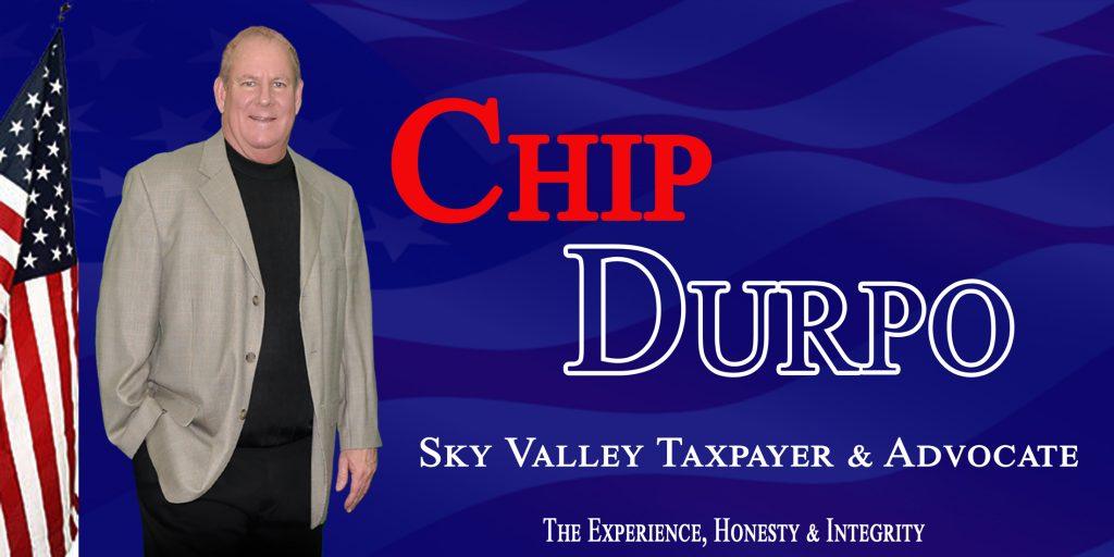 Chip Durpo Sky Valley Advocate